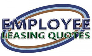 Employee Leasing Quotes