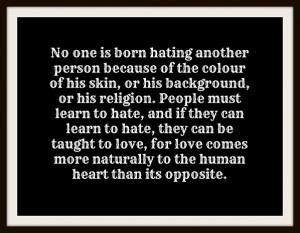Tolerance Quotes On tolerance.