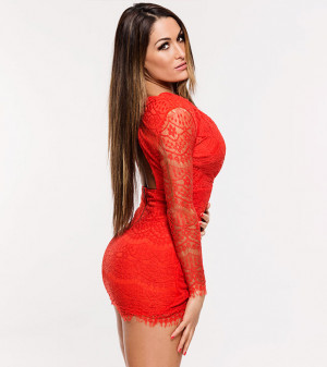 Nikki Bella , Fearless Nikki Photoshoot