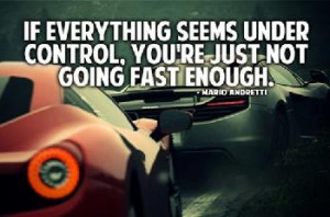 mario andretti quotes unfortunately we don t educate drivers enough to ...