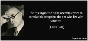 hypocrite family quotes