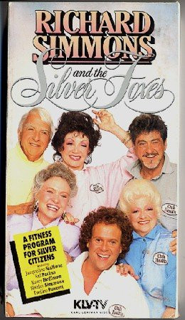 Richard Simmons and the Silver Foxes Fitness Program Seniors Exercise ...