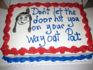 Funny Quotes Of Leaving Cake. QuotesGram