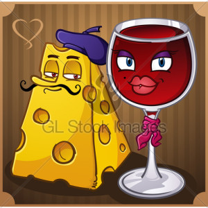 Cute Funny Wine Lovers Cartoon Fridge Mag Zazzle