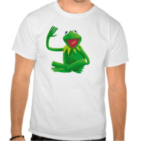 Kermit the Frog and the Muppets Tshirts and Gifts