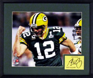 Green Bay Aaron Rodgers