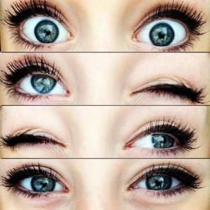 Description: Green Eyes | via Tumblr