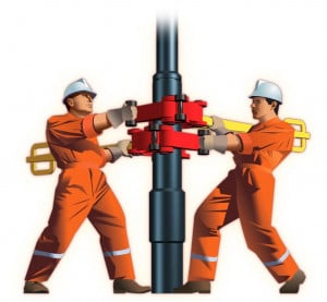 ... difficulty of employing oilfield workers, who often look for trouble