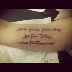 Most popular tags for this image include: hope for tomorrow, black ink ...
