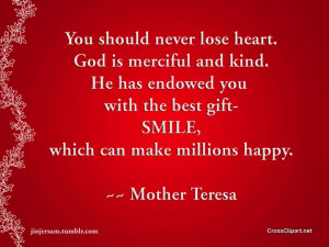 Mother Teresa~