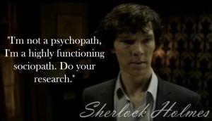 Sherlock - Psychopath by Annabelle-H