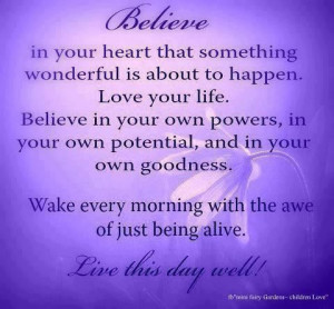Believe In Your Strength Quotes. QuotesGram