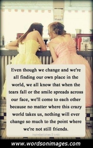 Emotional friendship quotes