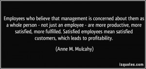 More Anne M. Mulcahy Quotes