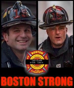 Mayor Walsh: Fund begun for fallen firefighters families
