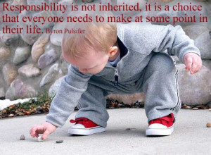 Responsibility Image Quotes And Sayings