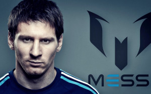Messi Best Soccer Player The
