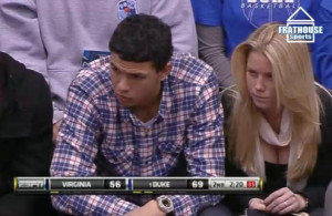 Re: NBA Personalities (Wives & Girlfriends)