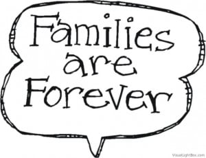 families are forever quotes
