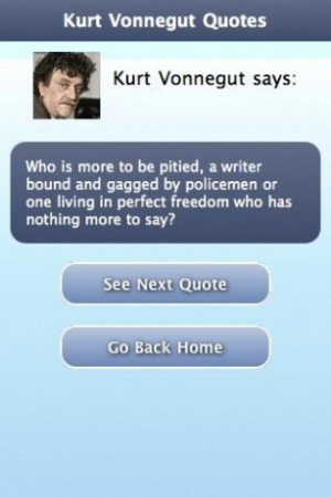 Quotes by Mark Vonnegut