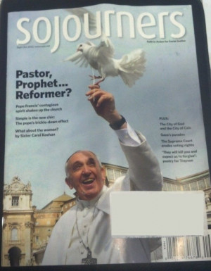 ... of Sojourners Magazine has hit the stands in Intercultural Engagement