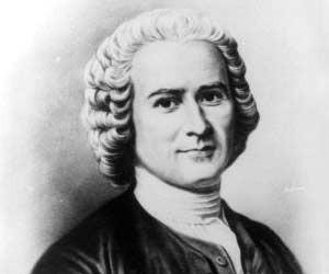 Jean-Jacques Rousseau Biography