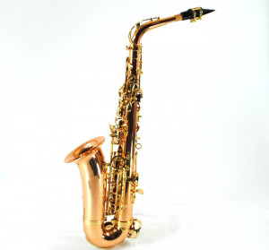 Schiller American Heritage Alto Saxophone – Rose Brass