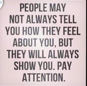 Pay attention!!!!