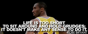 Kobe Bryant Quotes and Sayings