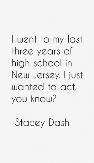 Stacey Dash Quotes & Sayings