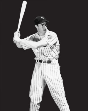 Joe DiMaggio retired on this day in 1951.