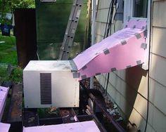 universal installation kit www hvac hacks co more home mad air hvac ...
