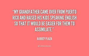 My Grandfather Came Over From Puerto Rico And Raised His Kids Speaking ...