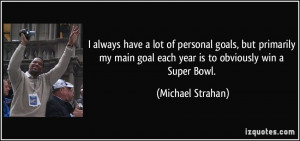More Michael Strahan Quotes