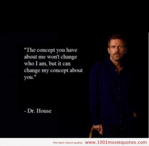 House M.D quote
