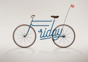 funny way to represent how is our work week until Friday.