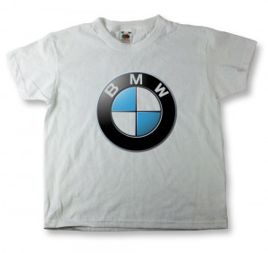 Kids BMW T-Shirt, Symbols Logos & sayings Tee Shirts for Children ...