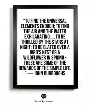 John Burroughs