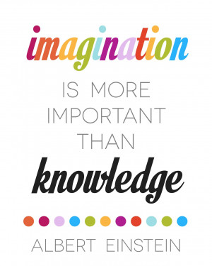 """imagination is more important that knowledge essay The conventional essay, nonfiction as it is, is nothing more than a delivery system  for facts the genre, as a consequence, has suffered from a chronic lack of critical   but in """"unknowing"""": in uncertainty, imagination, rumination in wandering and   facts are not just any sort of knowledge, such as also existed in the ancient."""