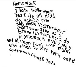Quotes About Homework That Is Positive ~ Blog Archives - Implementing ...