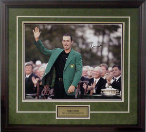 Mike Weir Golf Pictures 2003 Masters
