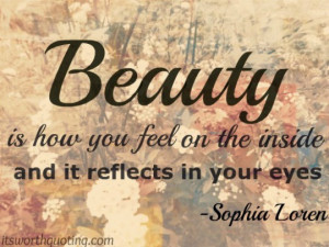 beauty is about beauty to me to have beauty quotes for beautiful eyes ...