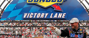 Winning at Dover brought Tony Stewart to one of his favorite places ...