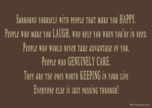 Surround Yourself with Positive People monday-quotes-surround-yourself ...