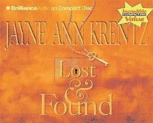 Lost Found Jayne Ann Krentz Compact Disc