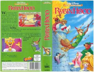 Walt Disney's Robin Hood Robin Hood Katie The Movie