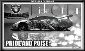 RAIDERS CAR SERIES