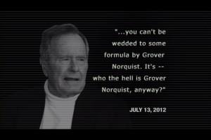 George H. W. Bush's quote #2