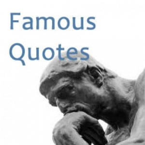 Famous Quotes Database (SQL) Format - 20,000+ Quotes