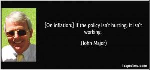 More John Major Quotes